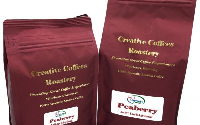 Cameroon Peaberry