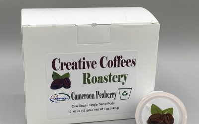 Cameroon Peaberry Single Serve Pods (12)